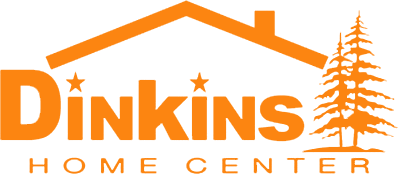 Dinkins Home Center, Logo