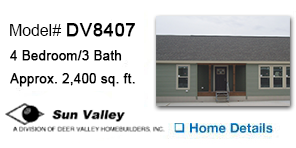DV8407, Home Details, Manufactured Homes in Paris, TN